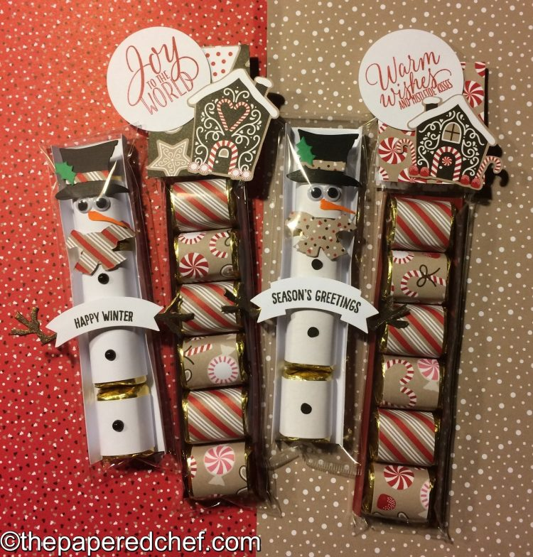 Nugget Treats - Candy Cane Lane