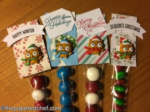 Holiday Treat Bags
