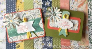 Sympathy Cards created with the Delightful Daisy Suite