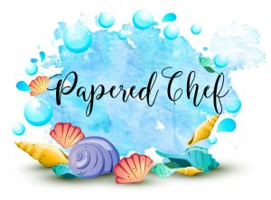The Papered Chef Logo