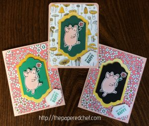 This Little Piggy Pick a Pattern Cards