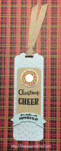 Christmas Cheer Bookmark