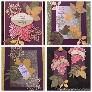 Layered Leaves: Alternative Projects