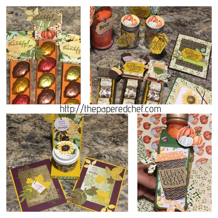 Painted Autumn Craft Ideas
