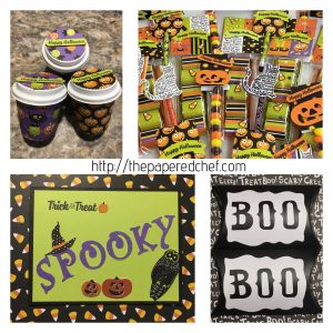 Halloween Crafts by The Papered Chef