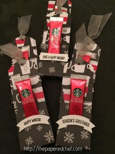 Starbucks Instant Coffee Treats