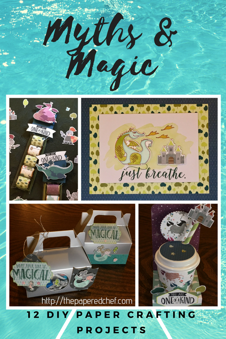 12 Projects Created with the Myths and Magic Suite