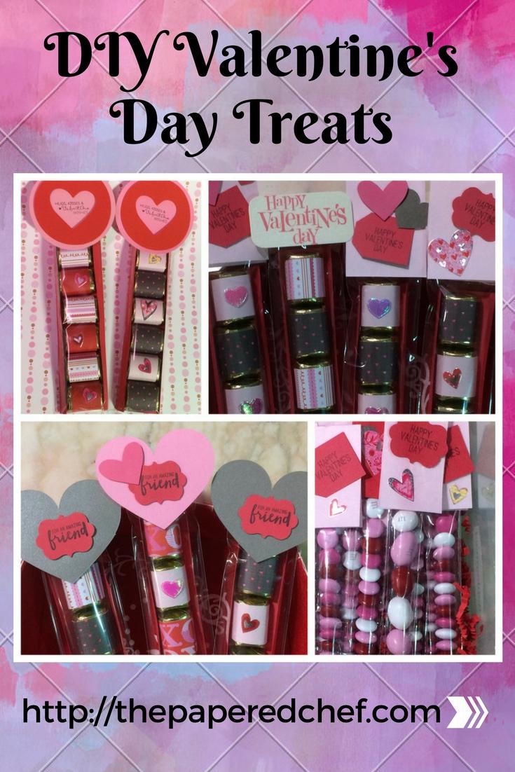 DIY Valentine's Day Treats