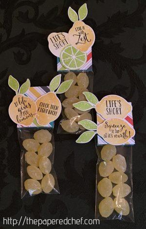 Lemon Zest Lemon Drops