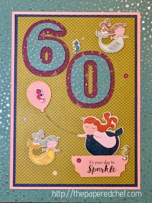 Myths & Magic 60th Birthday Card