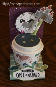 Myths & Magic Mini Coffee Cup Holder