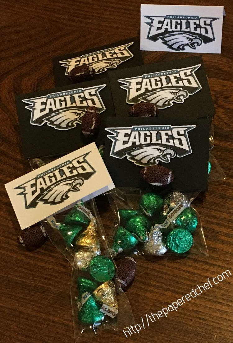 Super Bowl Party Favors