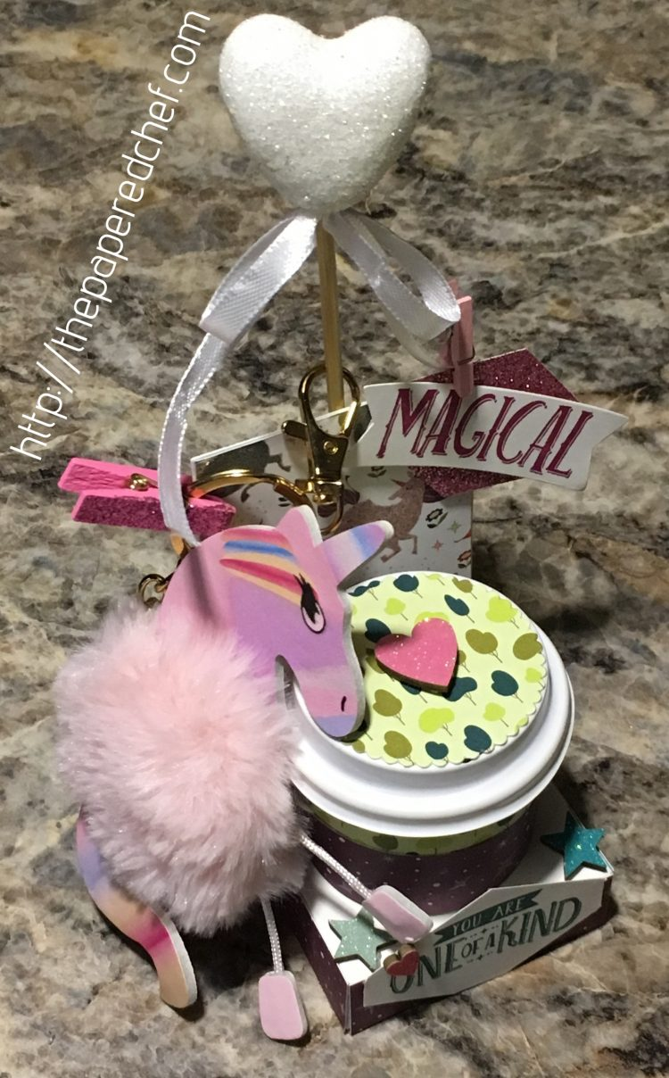 Myths & Magic Unicorn Mini Coffee Cup Holder