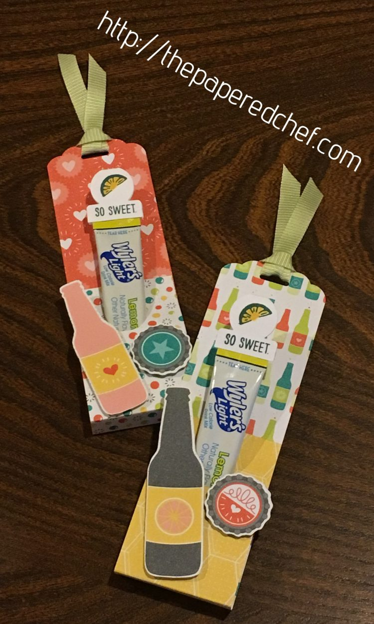 Bubbles & Fizz Lemonade Treats