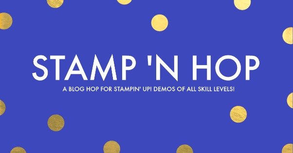 Stamp 'N Hop Blog Hop
