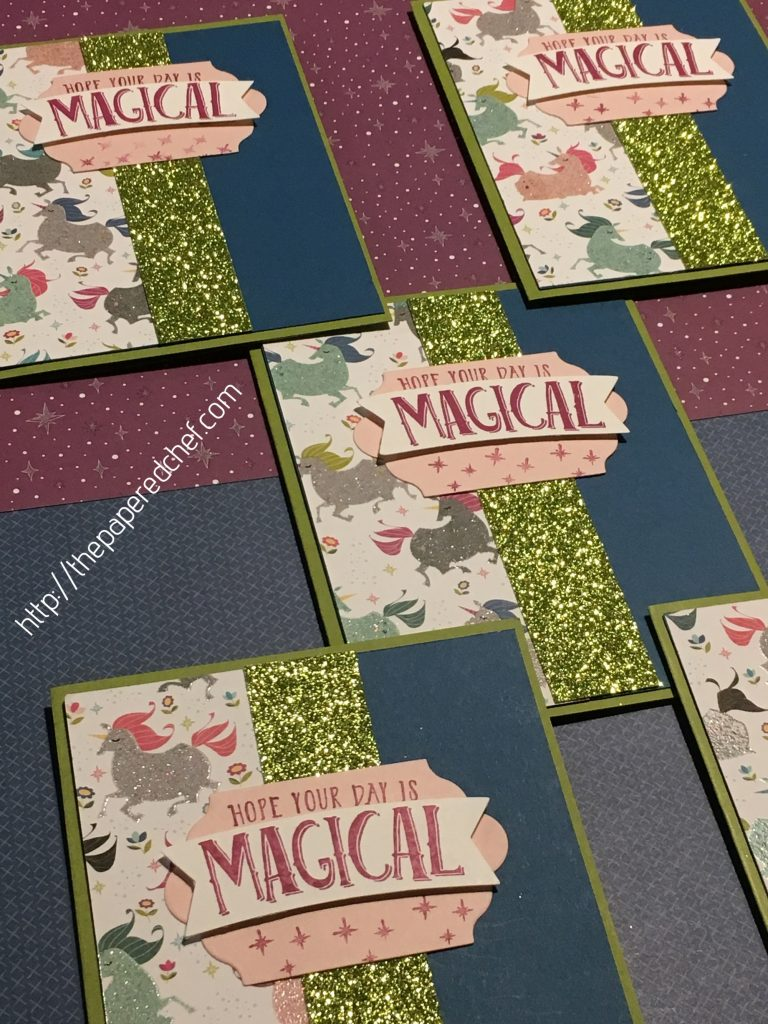 Myths and Magic by Stampin' Up