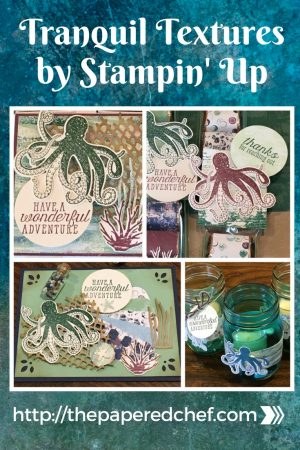 Tranquil Textures Suite by Stampin' Up