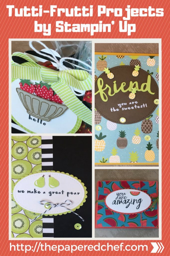 Tutti_Frutti by Stampin' Up