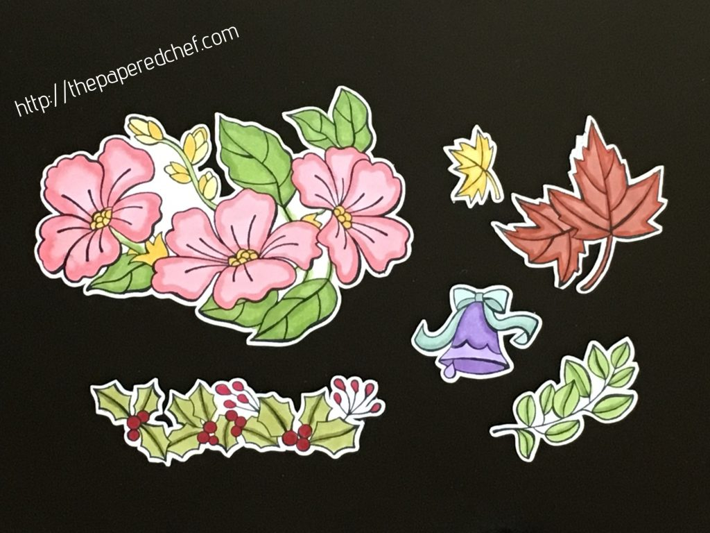 Blended Seasons by Stampin' Up!