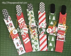 Nail File Boxes - Santa's Workshop