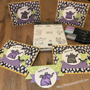 Batty for You Cards - Trick or Tweet
