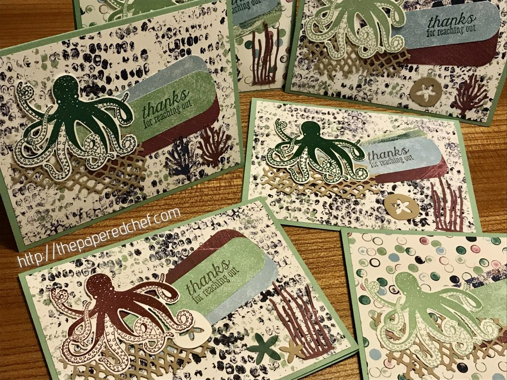 Tranquil Textures Swaps - Cards