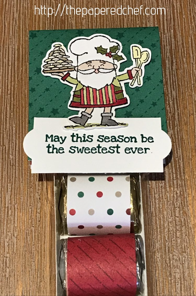 So Santa by Stampin' Up!