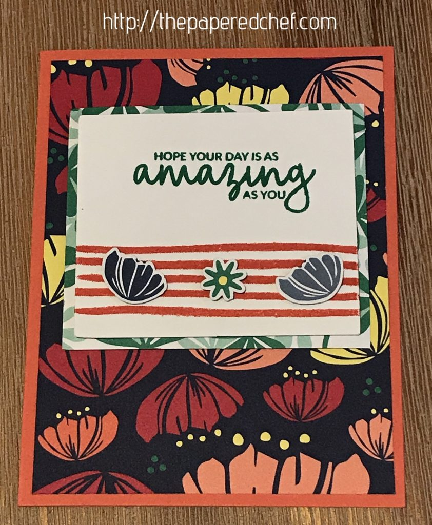 Happiness Blooms Card - 2019 Occasions Catalog by Stampin' Up!