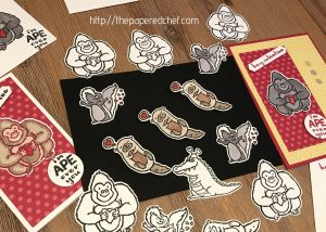 Brother ScanNCut - Hey Love - Stampin' Up! Occasions 2019
