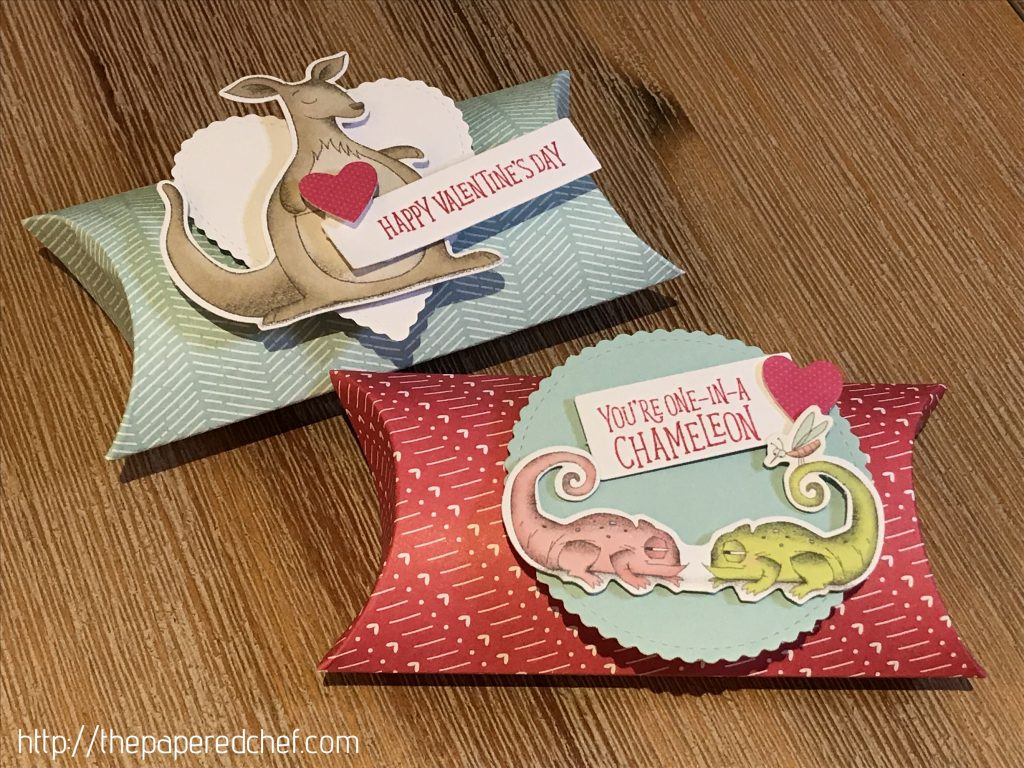 Be My Valentine - January 2019 Paper Pumpkin Kit