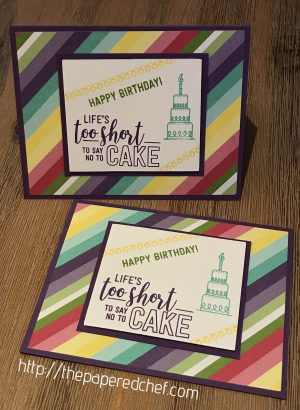 How Sweet It Is - Amazing Life - Birthday Card