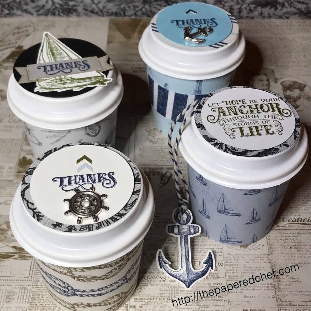 Come Sail Away Suite by Stampin' Up!