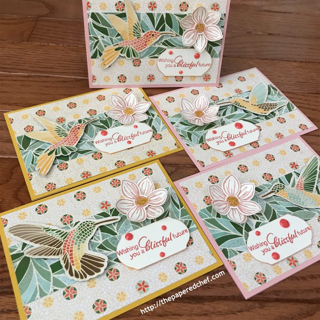 Mosaic Mood - Floral Essence Cards