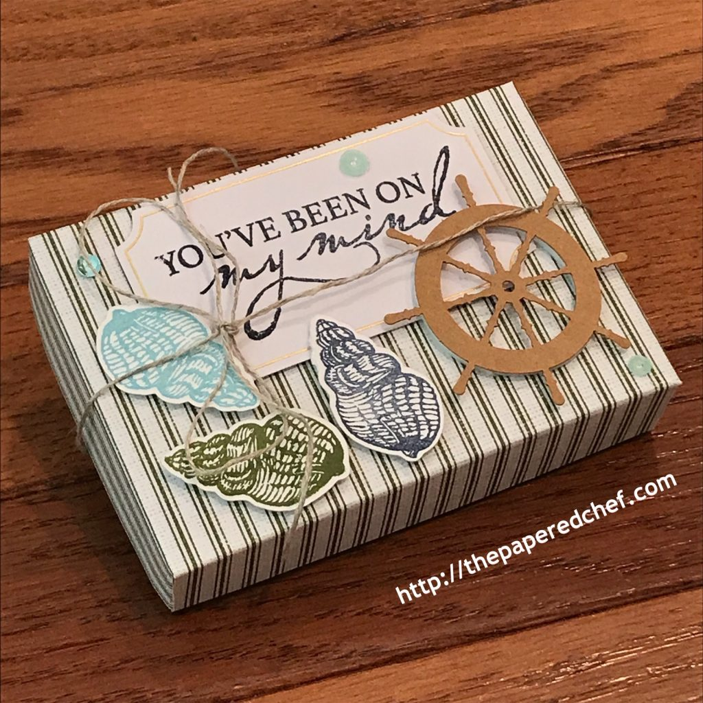 July 2019 Paper Pumpkin Kit - On My Mind - Alternative Project