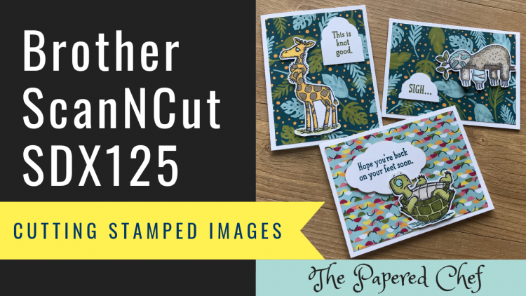 Back on your Feet - Stampin' Up!