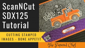SDX125 Tutorial - Bone Appetit