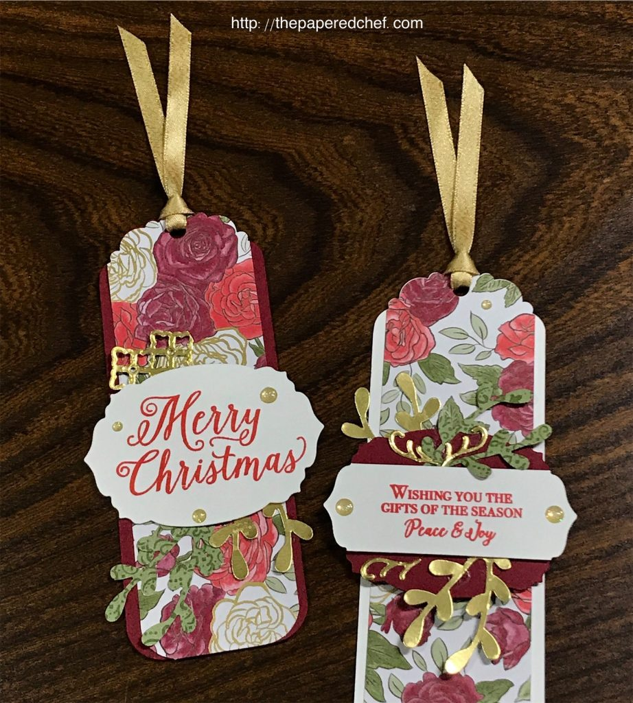 Christmastime is Here Bookmarks