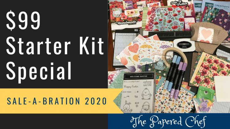 $99 Starter Kit - Welcome Easter