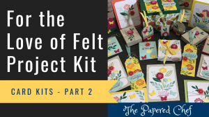 For the Love of Felt Project Kit