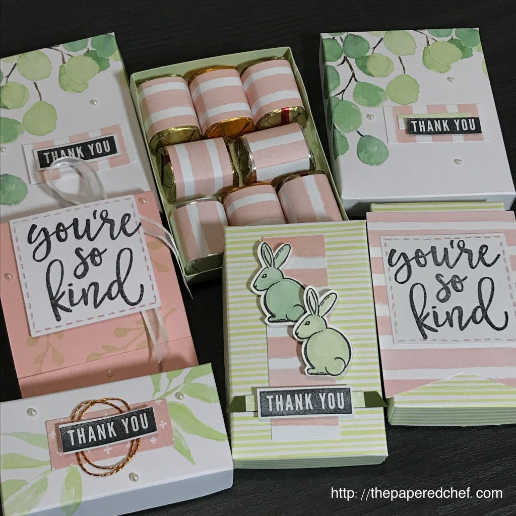 Notes of Kindness Card Kit Boxes