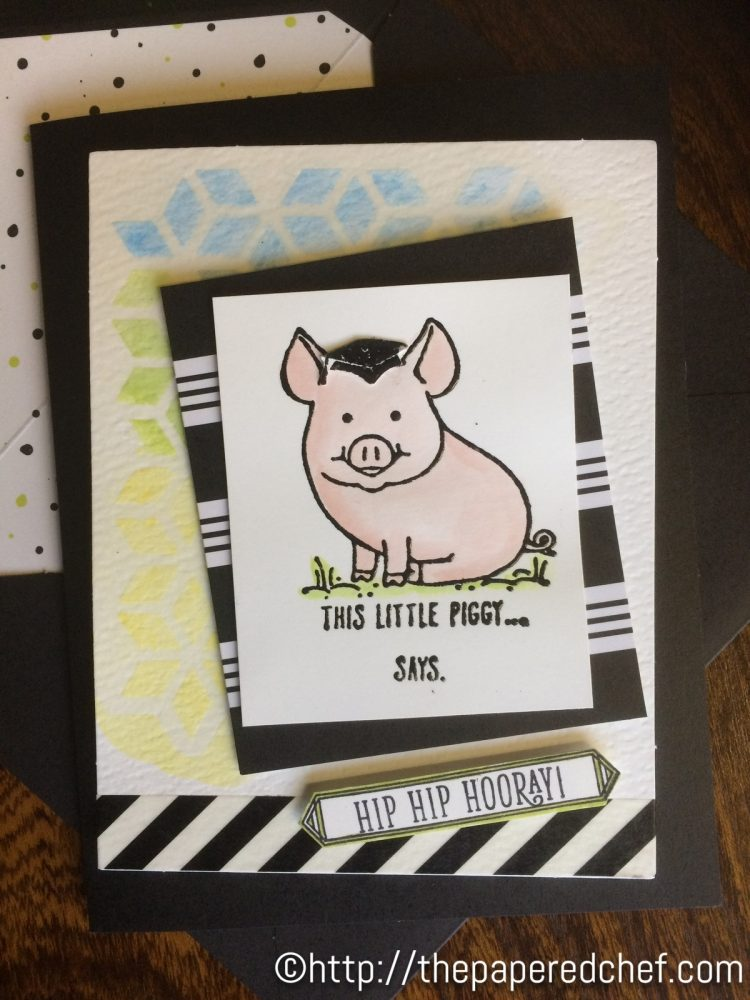 This Little Piggy - Graduation