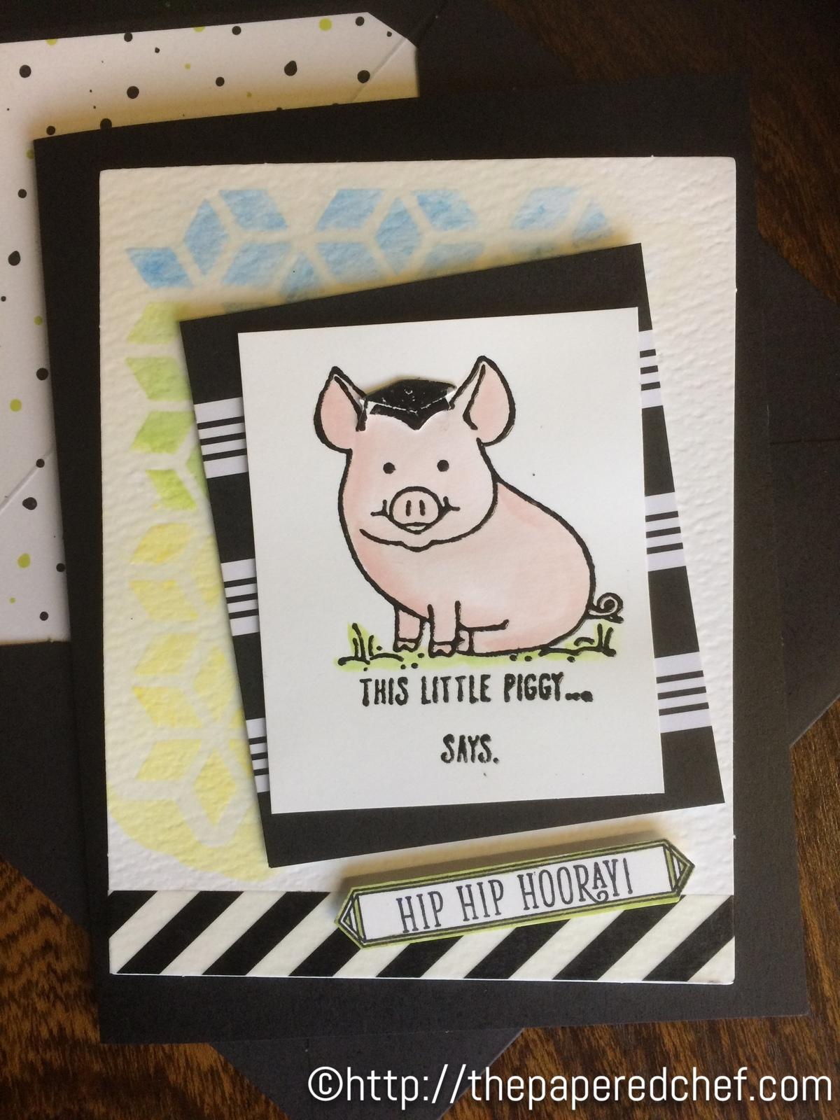 This Little Piggy - Graduation