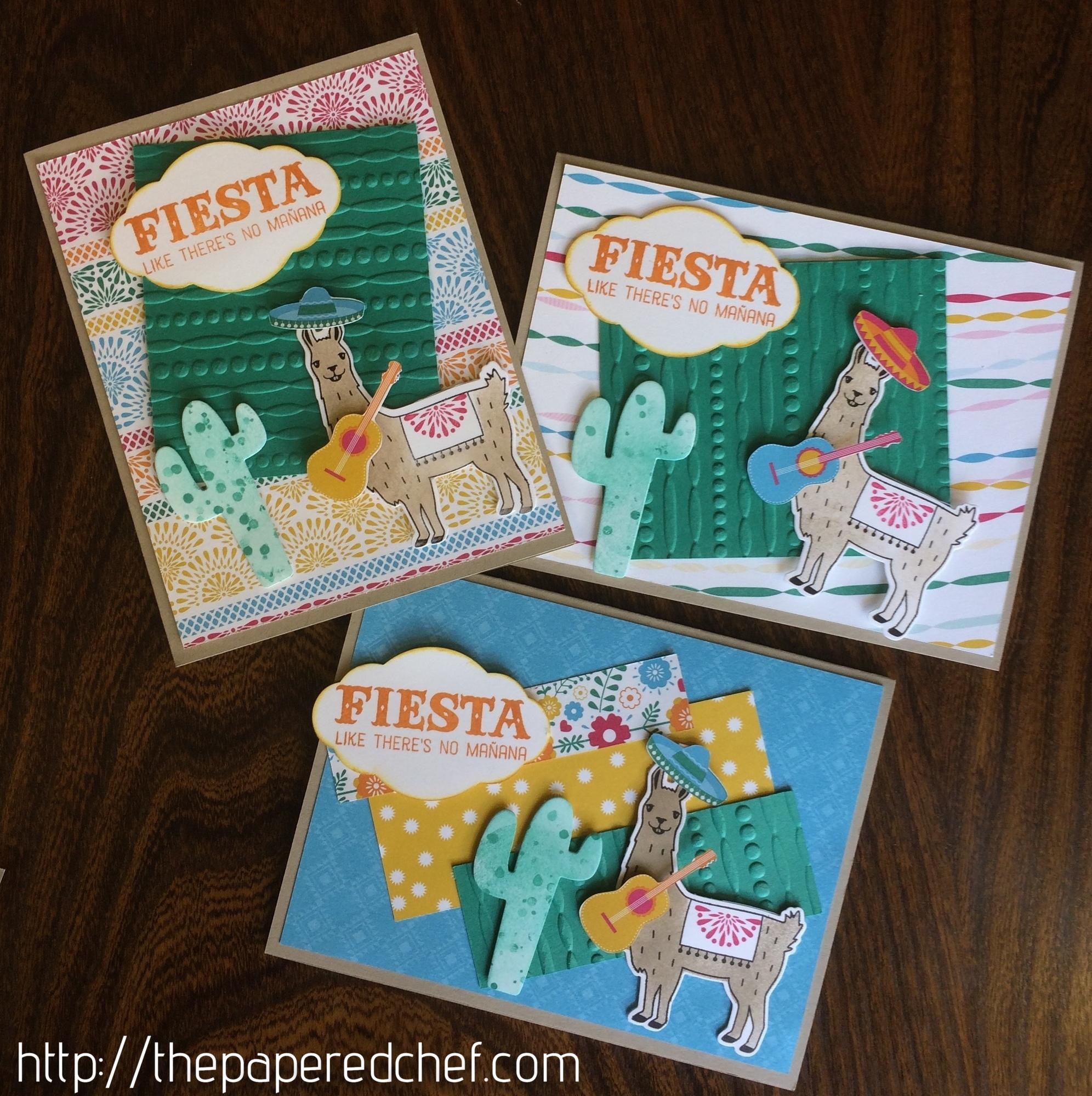 Fiesta Llamas