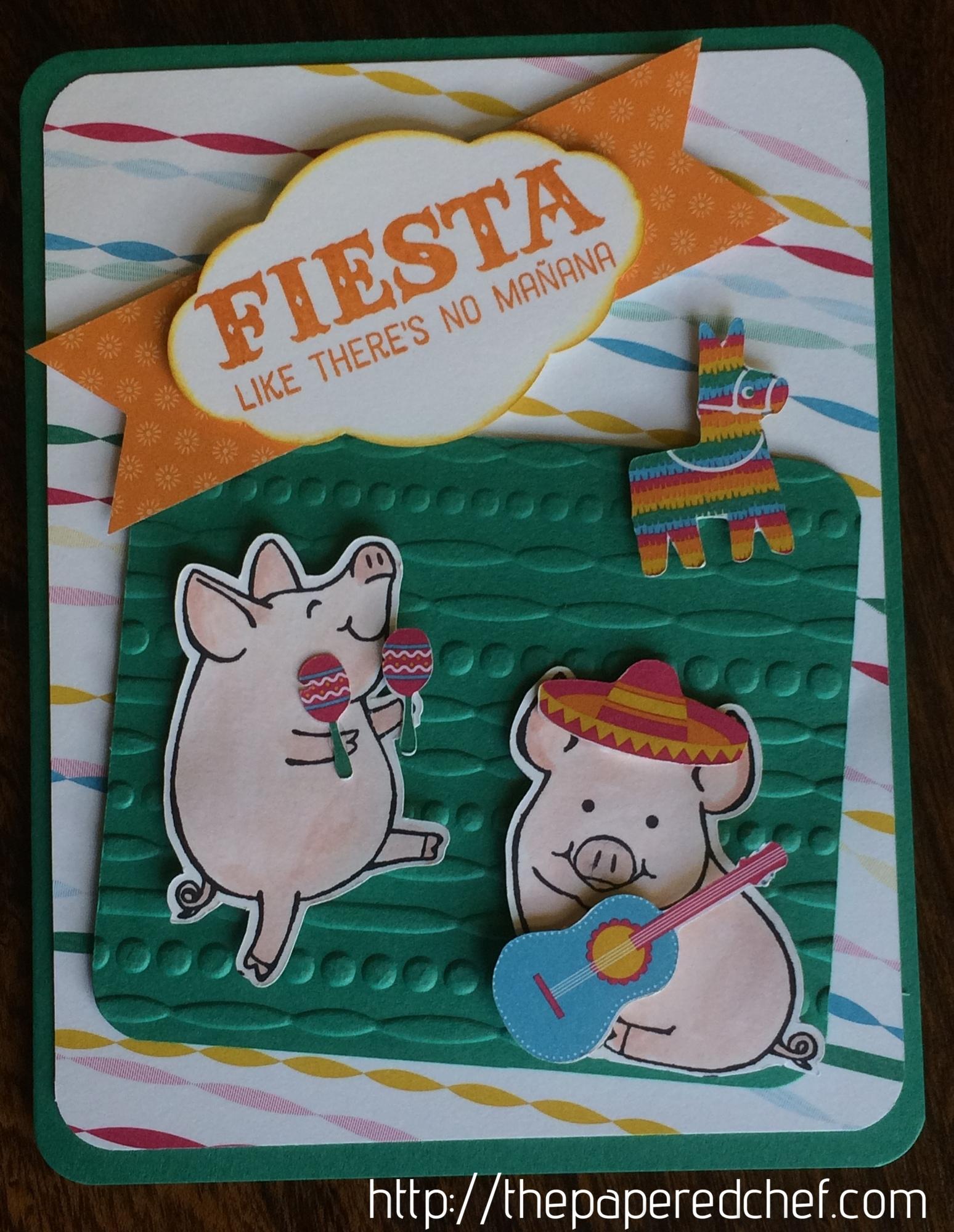 Fiesta Pigs