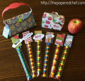 Teacher Appreciation Treats