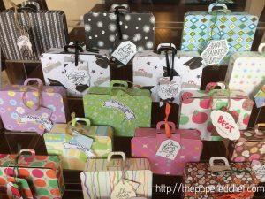 Mini Suitcases