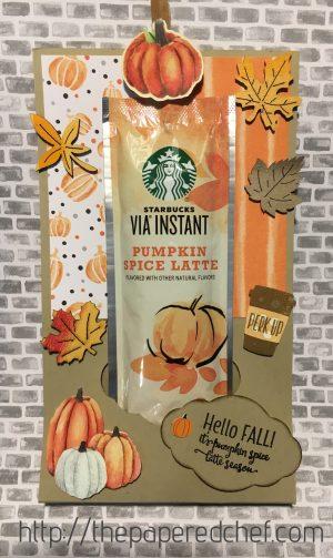 Starbucks Pumpkin Spice Latte Treat