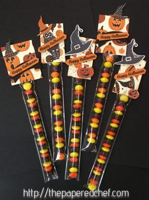 Spooky Night Halloween Treats