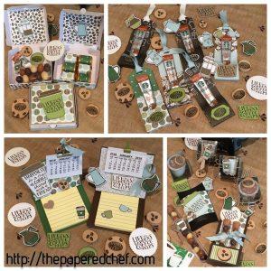 Coffee Break Gift and Craft Fair Ideas