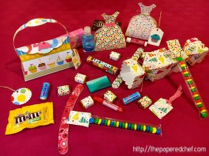 Big Shot Pro Pillow Purse, Dress Boxes and Candy Box